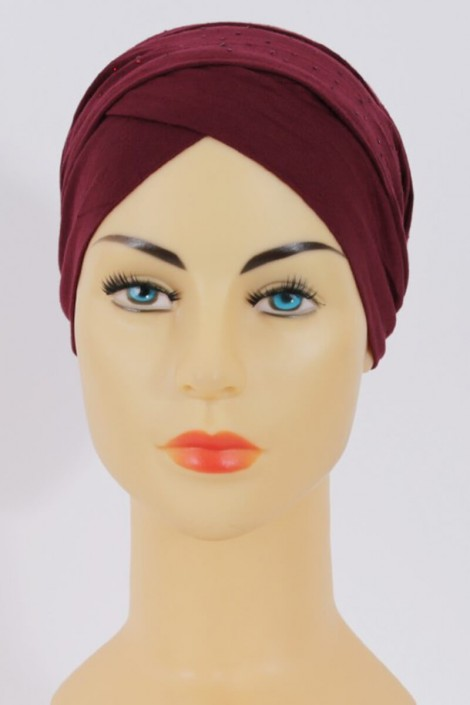 Turban MINELLI Bordeaux