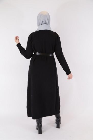 Robe ASMA NOIR pas cher & discount