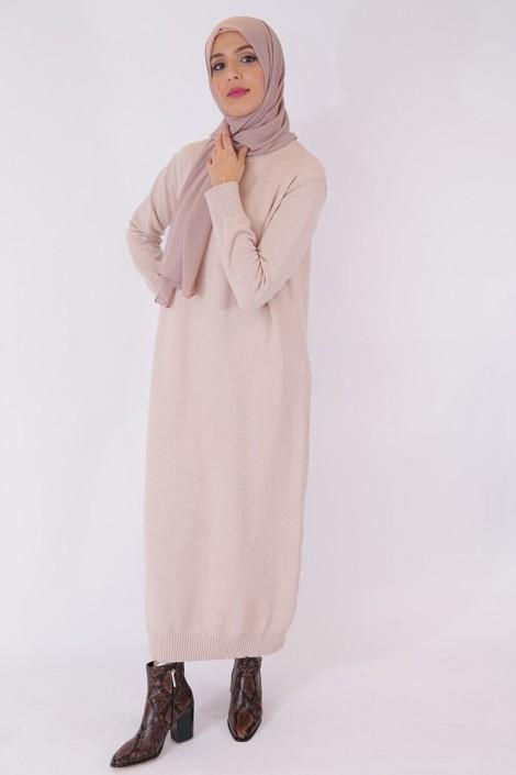 Robe ASMA BEIGE