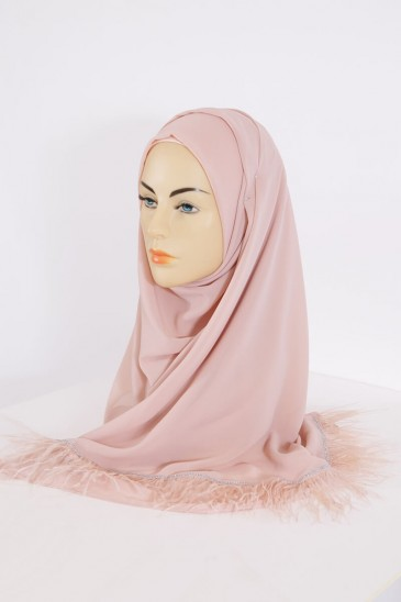 Hijeb Aya Nude pas cher & discount