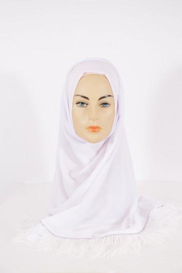 Hijeb Aya Blanc pas cher & discount