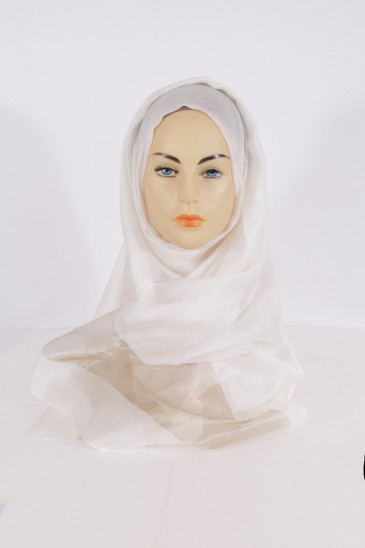 Hijeb alyson - Ecru pas cher & discount