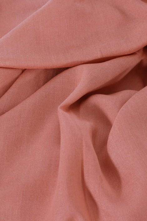 Hijab Pashmina royal - Tons Rouge Orange - Terre de sienne