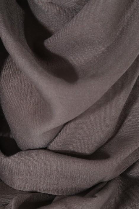 Hijab Pashmina Royal gris souris