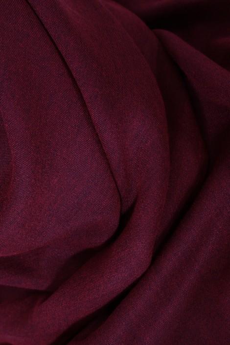 Hijab Pashmina royal- terre de sienne brulé
