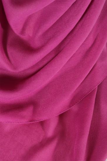 Hijab Pashmina Maxi FRAMBOISE pas cher & discount