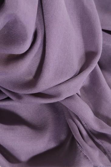 Hijab PASHMINA MAXI-MAUVE pas cher & discount