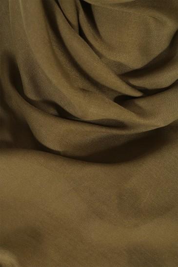Hijab pashmina maxi-vert olive pas cher & discount