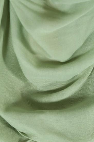 Hijab Pashmina Maxi Vert amande pas cher & discount