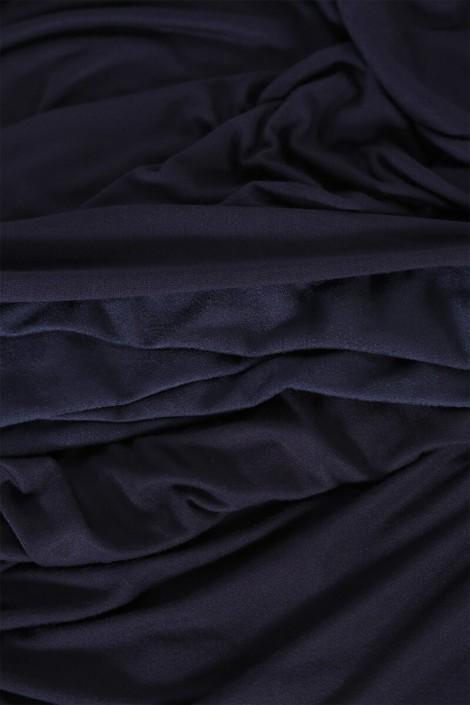 Hijab Mervé- Prêt à enfiler - Bleu nuit