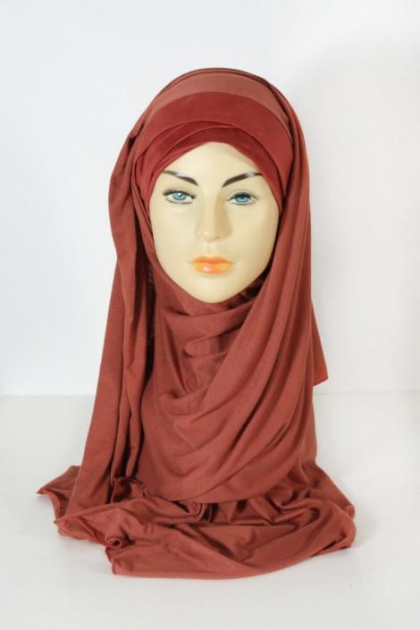 Hijeb Mervé - Prêt à enfiler - Rouille