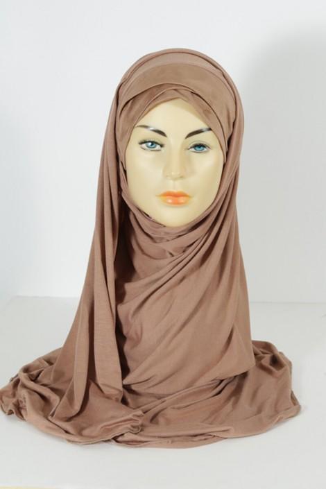 Hijeb Mervé - Prêt à enfiler - Taupe