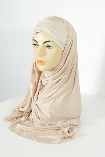 Hijeb Mervé- Prêt à enfiler - créme pas cher & discount