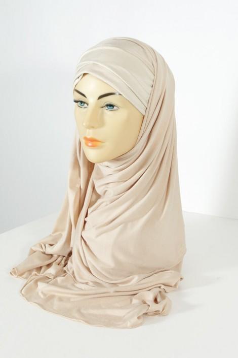 Hijeb Mervé- Prêt à enfiler - créme