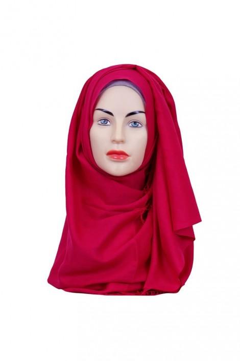 Hijab Pashmina Royal Fushia