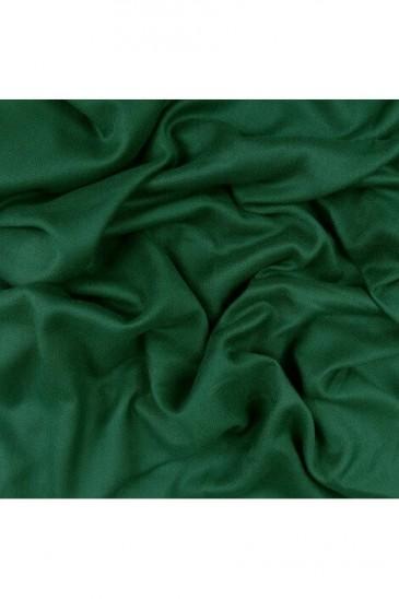 Hijab Pashmina Royal vert bouteille pas cher & discount