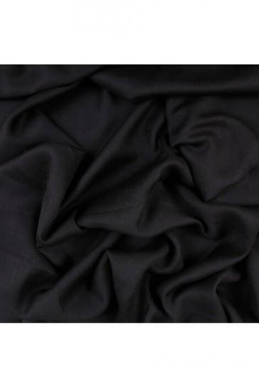 Hijab Pashmina Royal noir pas cher & discount