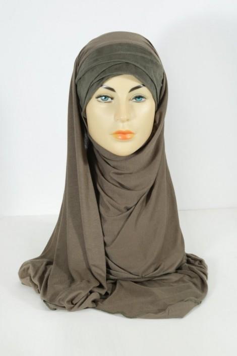 Hijeb Mervé- Prêt à enfiler - kaki