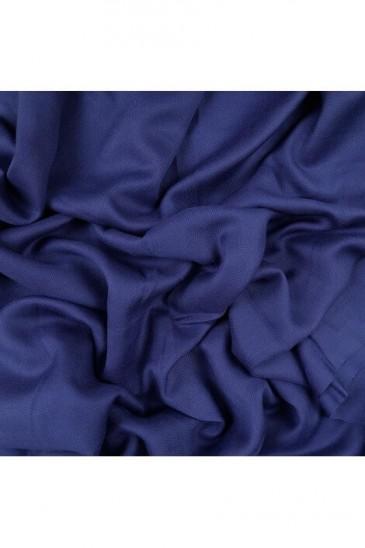 Hijab Pashmina Royal bleu indigo pas cher & discount