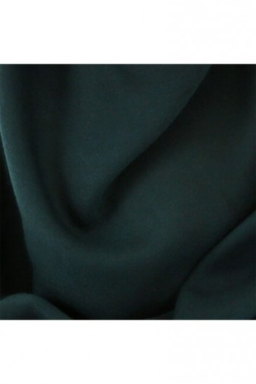 Hijab Pashmina Royal vert canard pas cher & discount