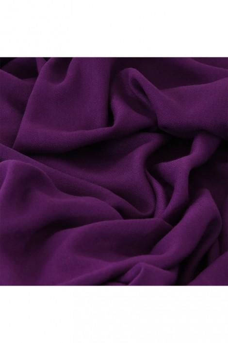 Hijab Pashmina Royal violet