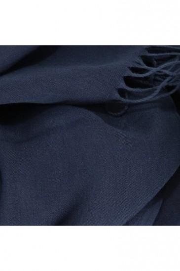 Hijab Pashmina Royal bleu canard pas cher & discount