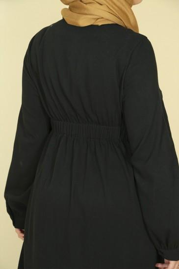 Robe Jouda Noir pas cher & discount