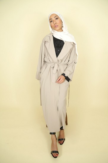 Trench Manila Beige pas cher & discount