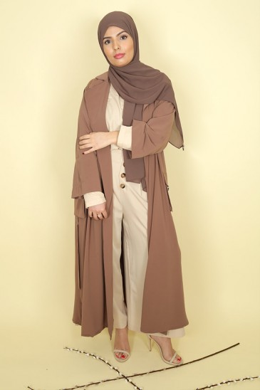Trench Manila Taupe pas cher & discount