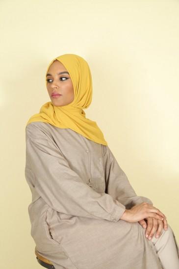 Tunique Nadjah Taupe pas cher & discount