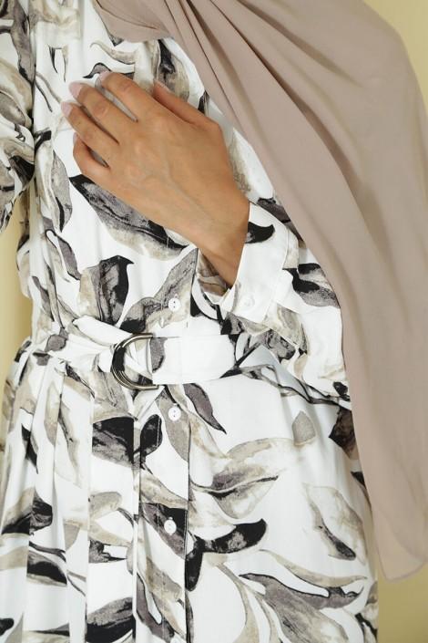Robe Joanne Blanc