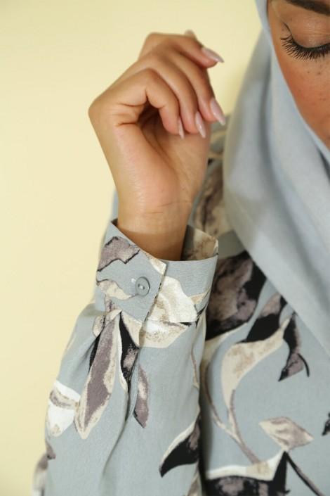 Robe Joanne Vert Sauge