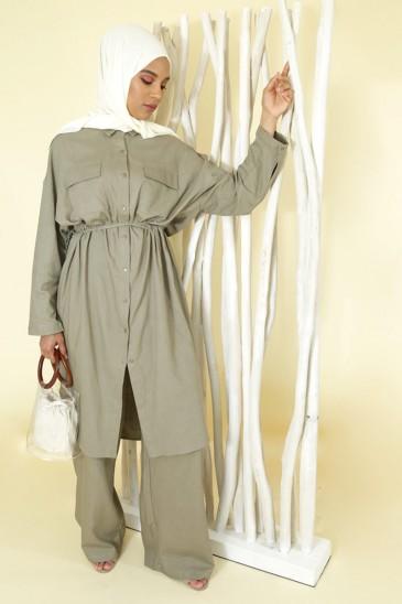 Pantalon Sanaa Mastic pas cher & discount