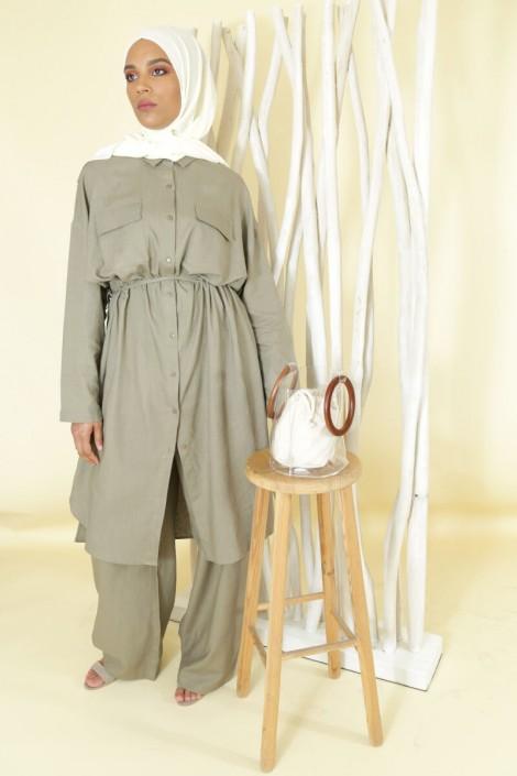 Pantalon Sanaa Mastic