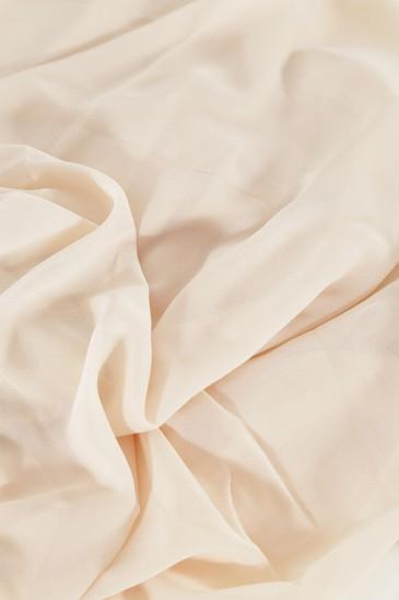 Hijab easy style prêt à enfiler - beige pas cher & discount