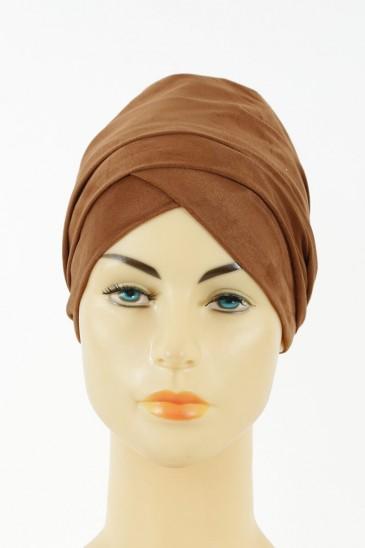 turban ndyae- noisette pas cher & discount