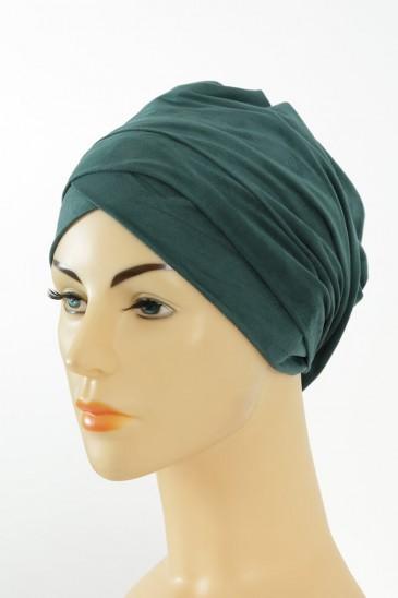 Turban ndyae- vert sapin pas cher & discount