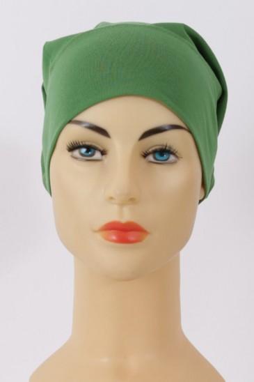 """Bonnet tube """"les tons Vert"""" pas cher & discount"""