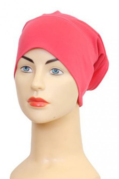 Bonnet tube corail