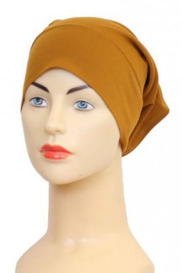Bonnet tube camel pas cher & discount
