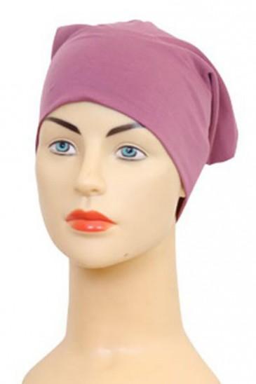 Bonnet tube rose balais pas cher & discount