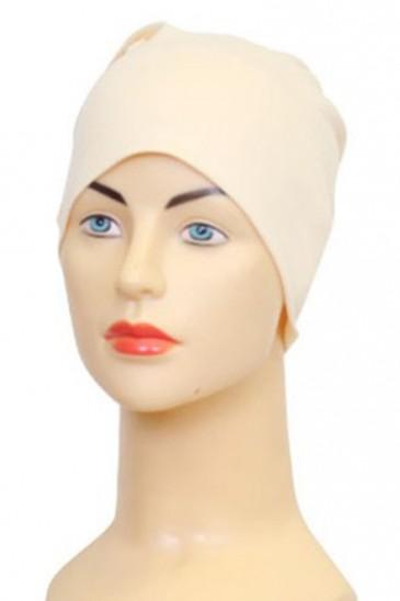 Bonnet tube écru pas cher & discount