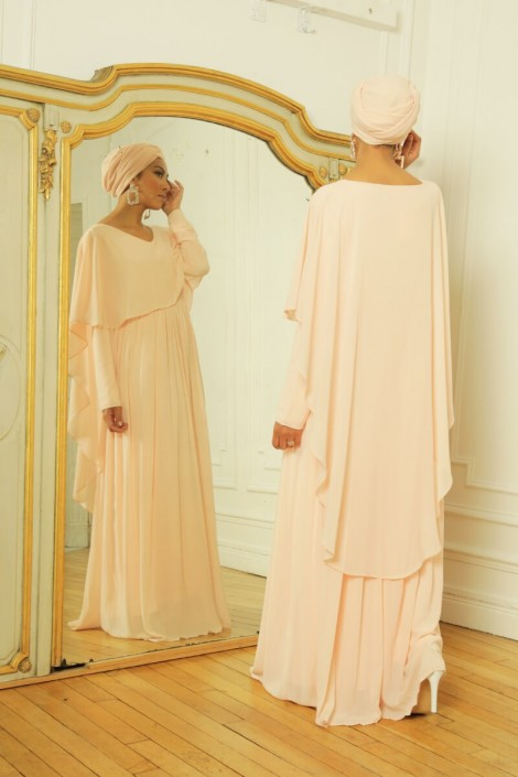 Robe Amarine Nude