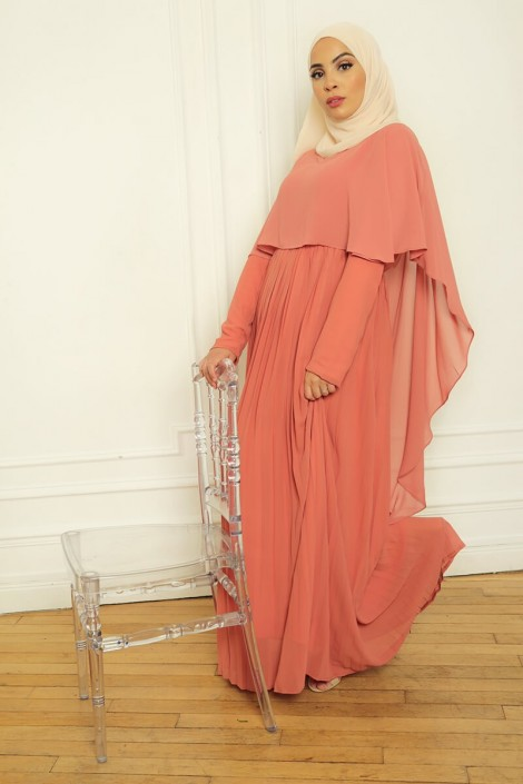 Robe Amarine Blush