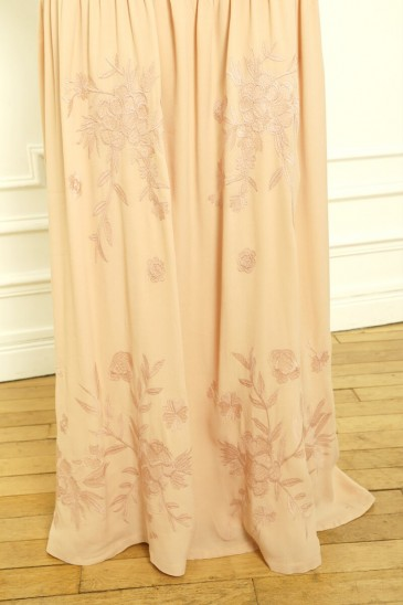 Robe Candice Rose Pastel pas cher & discount