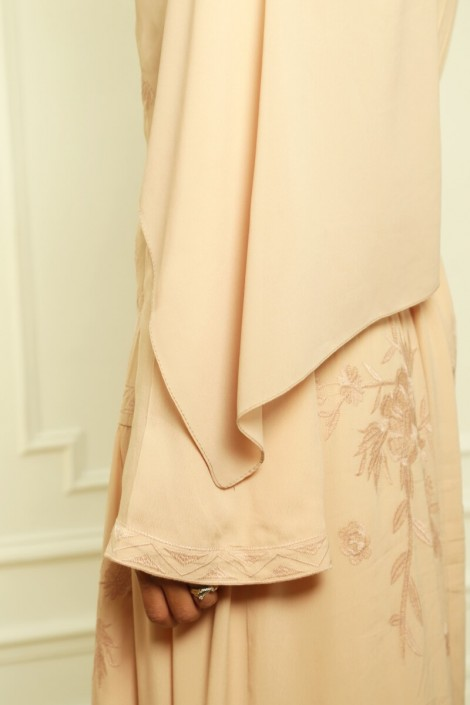 Robe Candice Rose Pastel