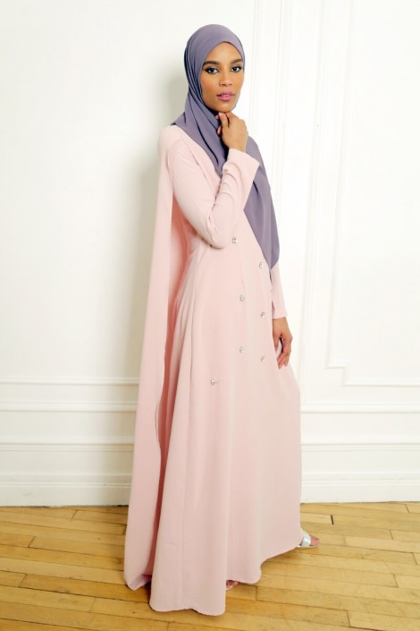 Robe Amjaad rose