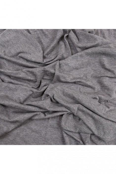 Hijeb maxi stretch gris foncé