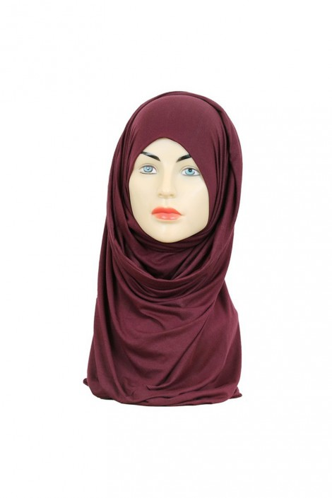 hijeb maxi stretch bordeaux