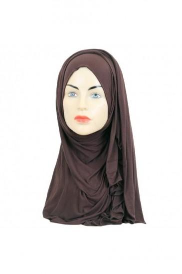 hijeb maxi stretch marron pas cher & discount